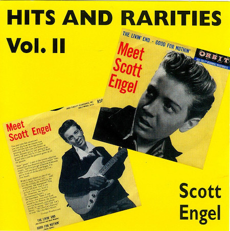 Scott ,Engel - Hits And Rarities Vol 2
