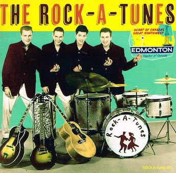 Rock-A-Tunes ,The - The Rock-A-Tunes ( ltd Ep )
