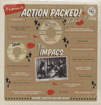 V.A. - Action Packed ! Vol 7