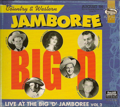 "V.A. - Live At The Big ""D"" Jamboree Vol 2 Country & Western"