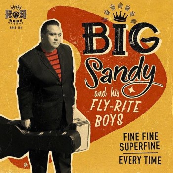 Big Sandy And His Fly Rite Boys - Fine Fine Superfine + 1