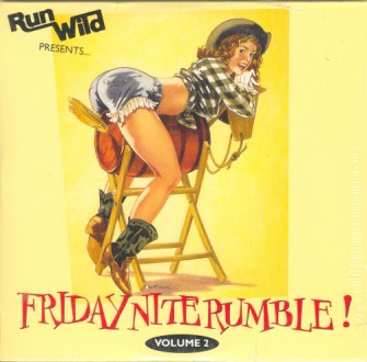 V.A. - Run Wild Presents.. Friday Nite Rumble! Vol2