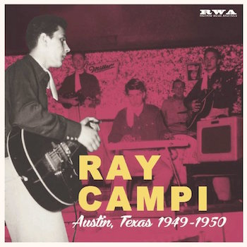 "Campi ,Ray - Austin Texas 1949-1950 ( ltd 10 "" )"
