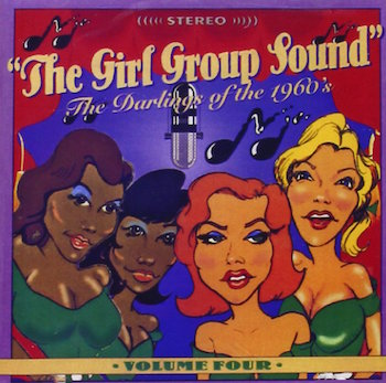 V.A. - The Girl Group Sound : Vol 4 - Klik op de afbeelding om het venster te sluiten
