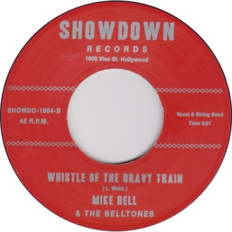 Bell ,Mike & The Belltones - At The Rave + 1