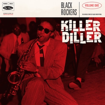 V.A. - Killer Diller : Black Rockers Vol 1 ( lp )