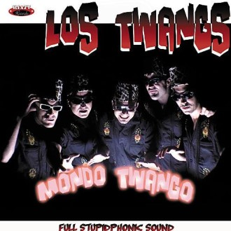 "Los Twangs - Mondo Twango ( 10"" + cd )"