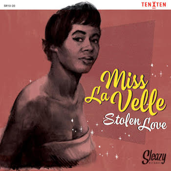 "Miss LaVelle - Stolen Friends ( Ltd 10"" )"