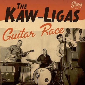 Kaw-Ligas - Guitar Race ( Ltd Ep )