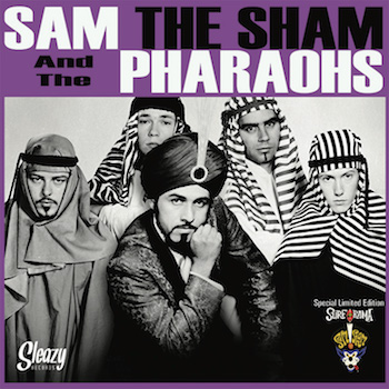 Sam The Sham And The Pharaohs - (I'm In With) The Out Crowd + 1 - Klik op de afbeelding om het venster te sluiten