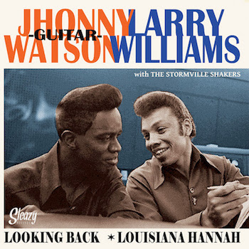 Watson ,Johnny Guitar / Williams ,Larry - Looking back 65' +1