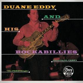 Duane ,Eddy And His Rockabillies - Ramrod + 1