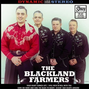 Blackland Farmers ,The - Your Heart Turned Left