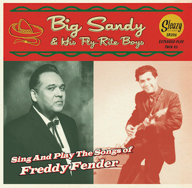 Big Sandy & His Fly Ride Boys - Sings And Play The Songs Of ...