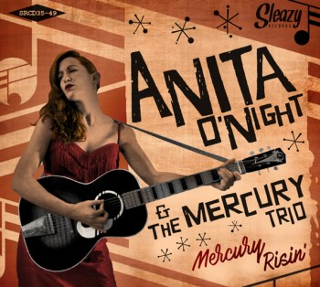 O'Night ,Anita - Mercury Risin'