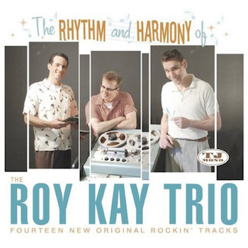 Roy Kay Trio ,The - Rhythm And Harmony ( Ltd Lp)
