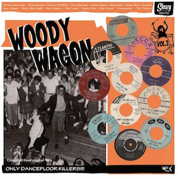 V.A. - Woody Wagon Vol 3