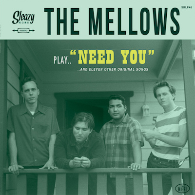 Mellows ,The - Play 'Need You ' ( Ltd lp )