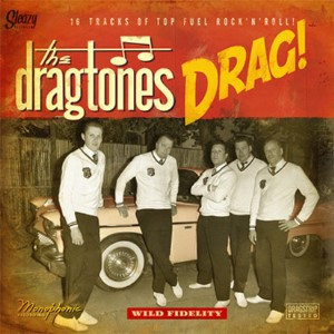 Dragtones ,The - Drag ( 180gr lp)