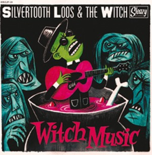 Silvertooth Loos & The Witch - Witch Music ( ltd lp Almon Loos )