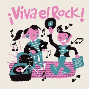 V.A. - Viva El Rock ! ( Ltd Gatefold Sleeve )