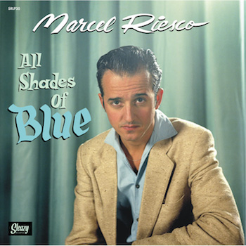 Riesco ,Marcel - All Shades Of Blue ( Ltd 180gr Lp )