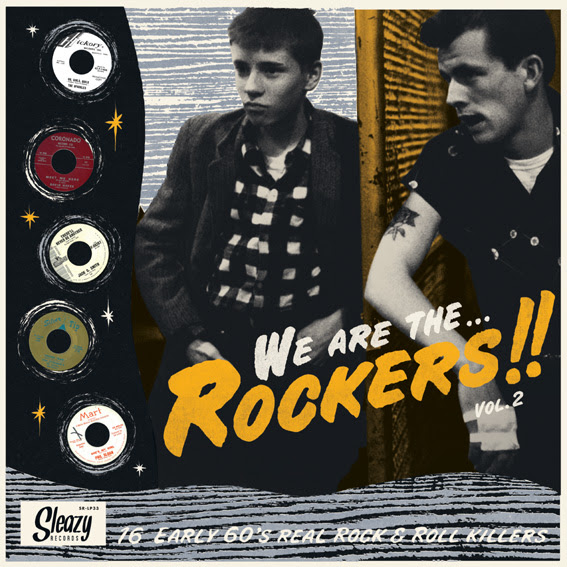V.A. - We Are The Rockers Vol 2