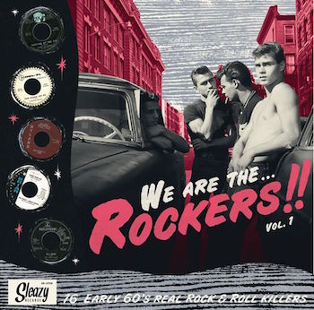 V.A. - We Are The ...Rockers !! Vol 1 ( ltd Lp )