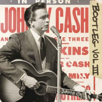 Cash ,Johnny - Bootleg III : Live Around...