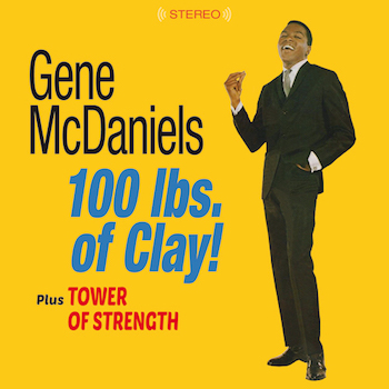 McDaniels ,Gene - 2on1 100 Pounds Of Clay / Tower Of Strenght