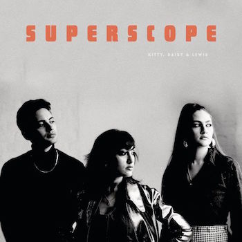 Kitty ,Daisy & Lewis - Superscope ( cd )