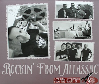 "V.A. - Rockin' From Allassac ( ltd 10"" )"