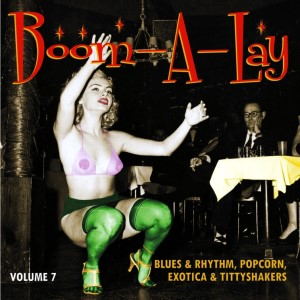 V.A. - Spoonful Exotic Vol - 7 : Boom-A-Lay
