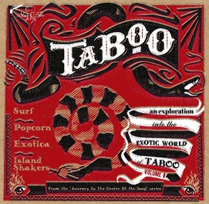 "V.A. - From The Journey To The Centre Of :Taboo Vol -1 ( ltd"")"