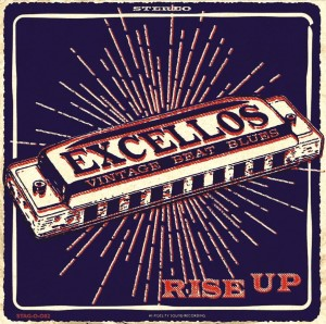 Excellos ,The - Rise Up ( ltd vinyl )