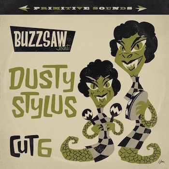 V.A. - Buzzsaw Joint : Cut 6 Dusty Stylus ( ltd lp )