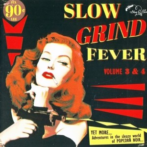 V.A. - Slow Grind Fever Vol 3 & 4
