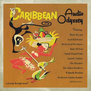 V.A. - 2on1 Caribbean Audio Odyssey Vol 1 - 2 ( cd )