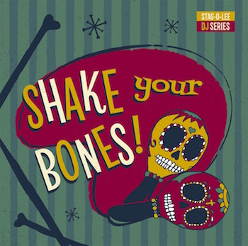 V.A. - Shake Your Bones : Stag-O-Lee Dj Series ( 2 lp's )