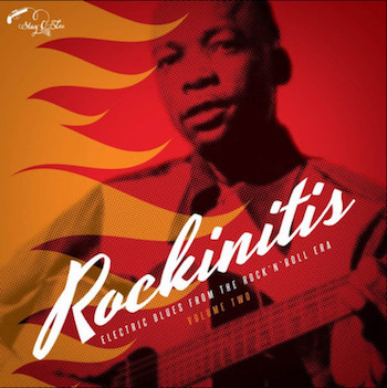 V.A. - Rockinitis Vol 2 : Electric Blues From The Rock'n'Roll ..