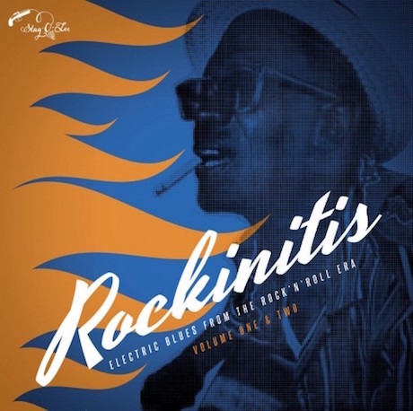 V.A. - 2on1 Rockinitis : Electric Blues From .. Vol 1 - 2 ( cd)