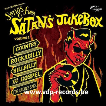 "V.A. - Songs From Satan's Jukebox Vol 2 ( ltd 10"" )"