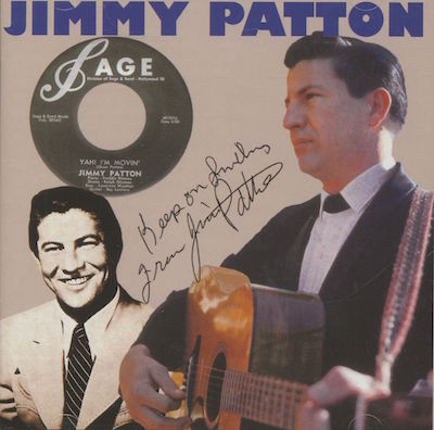Patton ,Jimmy - Yah! I'm Movin'
