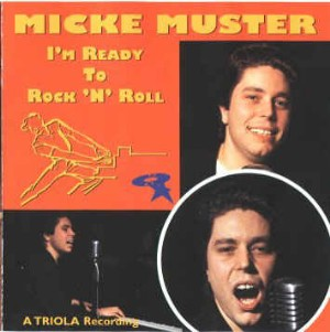 Muster ,Micke - I'm Ready To Rock'n'Roll