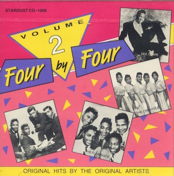 V.A. - Four By Four : Vol 2