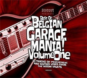 V.A. - Best Of Belgian Garage Mania : Vol 1