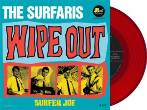 Surfaris ,The - Wipe Out / Surfer Joe ( limited )