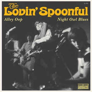 Lovin' Spoonfull ,The - Alley Oop + 1 ( limited edition)