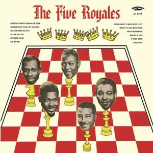 5 Royales ,The - The Five Royales ( Limited 180gr lp )