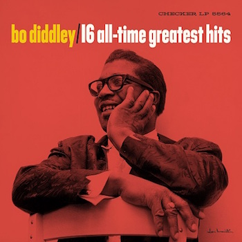 Diddley Bo - 16 All-Time Greatest Hits ( ltd rsd 2018 color)